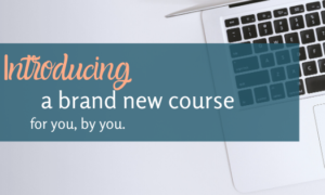 Introducing DE LA MORA's Customized Courses: What do you want to learn?